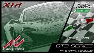 Square Racing Club GT3 Series @ Vallelunga - 4ª Etapa T2/2018