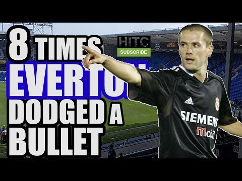 8 Times Everton Dodged A Bullet