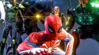 SPIDER-MAN Sinister Six Trailer (2018) Vulture, Electro, Rhino