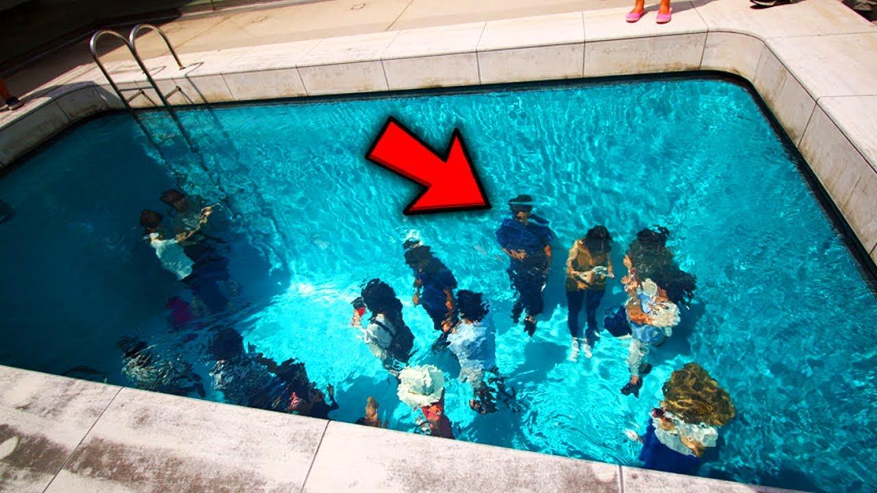Dünyanın En İyi Sonsuzluk Havuzları