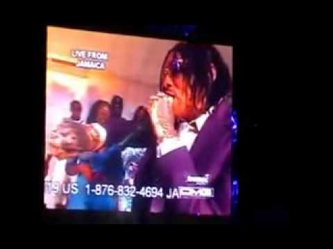 VYBZ KARTEL LIVE Via Satellite 'Best Of The Best' Miami FL, Memorial Day Weekend 2011 Pt 1 Of 2