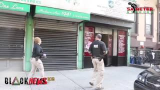 Live Coverage Of The FBI:CIA Raid On The Comforter's Hebrew Israelites Headquarters