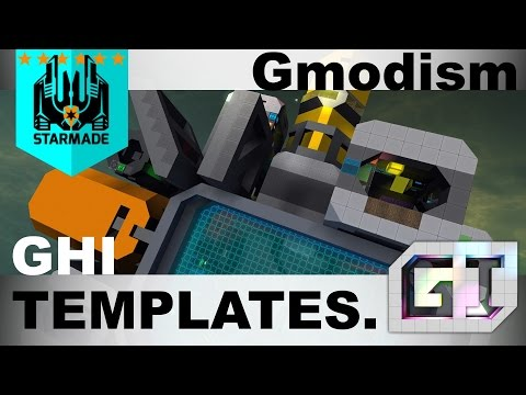StarMade - GHI Modular Templates and Interiors