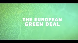 #EUGreenDeal teaser with Ursula von der Leyen (English)