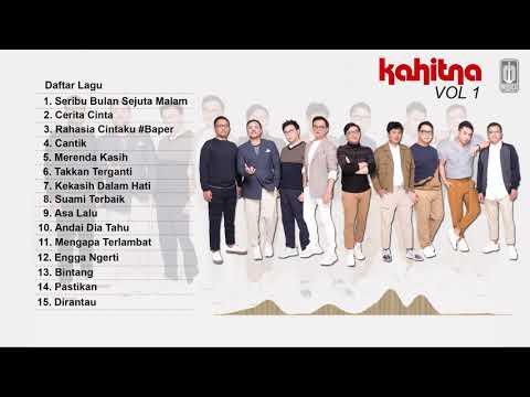 Kahitna - Lagu Koleksi Terbaik & Terpopuler Kahitna [Vol 1]