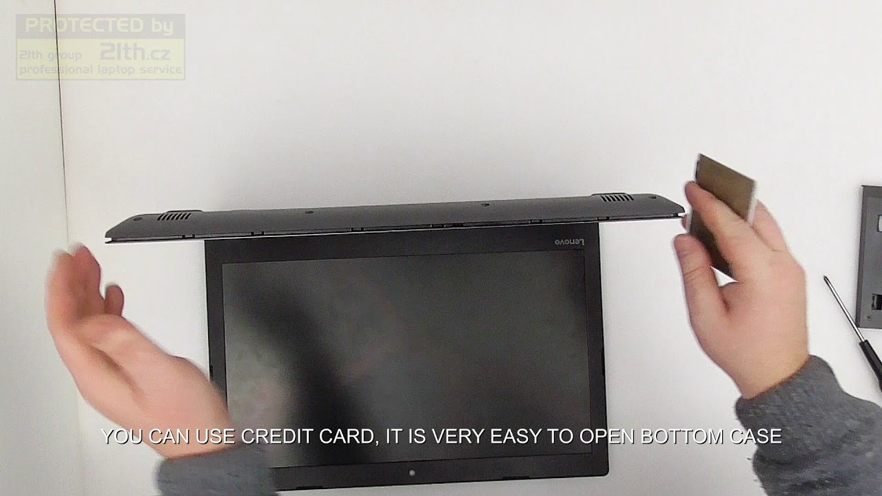 How to replace battery on Lenovo Ideapad 330  battery replacement, DIY