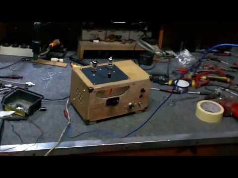 Lampowe Radio na PCC84 PCF82 superreakcja