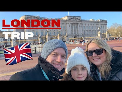 JoJo Wright - Wright Family Vlog: We Went To London!