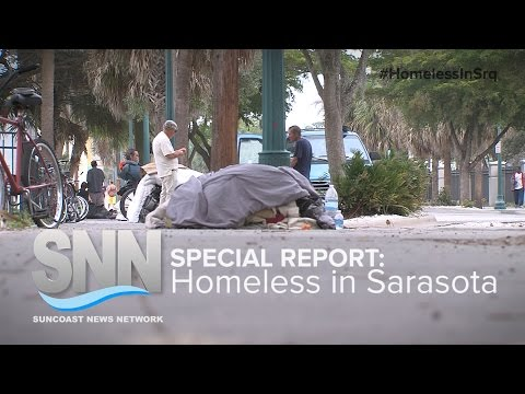 SNN Special Report: Homeless In Sarasota