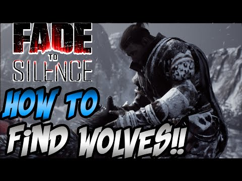 HOW TO FIND WOLVES!! | Fade to Silence |