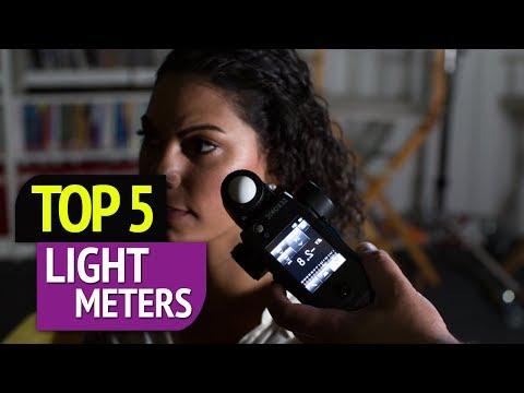 TOP 5: Light Meters 2018