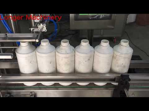 Automatic Milk Bottle Filling Machine|Liquid Filling Machine