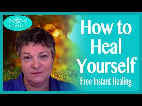 How to Heal Yourself - Free Instant Energy Healing Alignments