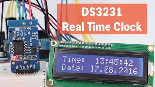 Understanding the Code DS1307 Real Time Clock