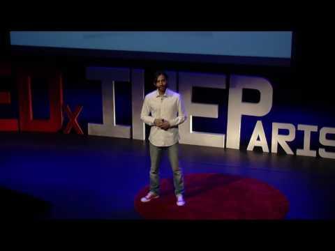 Transforming Schools into Democratic Communities   Ramin Farhangi   TEDxIHEParis