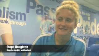 Shoot's 60 Second Quiz: Steph Houghton