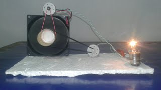 New 2019 free energy idea || How to make free energy using dc motors and CPU fan.