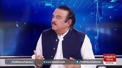 Live: Program Nadeem Malik Live, 08 July 2019 | HUM News