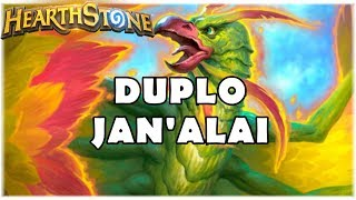 HEARTHSTONE - DUPLO JAN