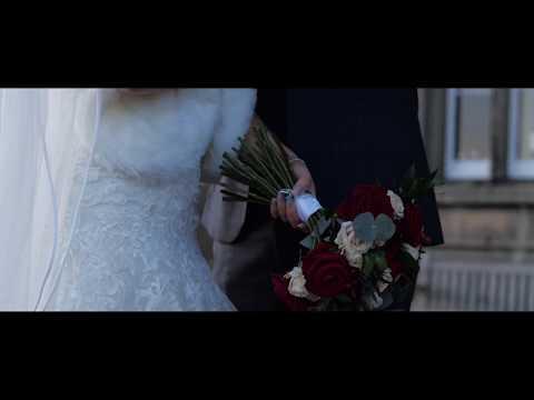 Christmas Wedding at Matfen Hall. Ryan & Robyn. Trailer