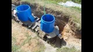 Монтаж систем автономной канализации в Череповце, Вологде и их окрестностях(, 2014-06-15T09:20:53.000Z)