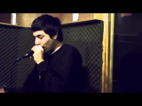 Hip-Rock Stigma - Tengo ganas de escribir + Freestyle En vivo desde Sala Prove