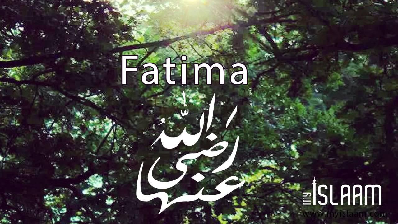 the life of fatimah az zahra radi allahu ta 39 ala anha youtube. Black Bedroom Furniture Sets. Home Design Ideas