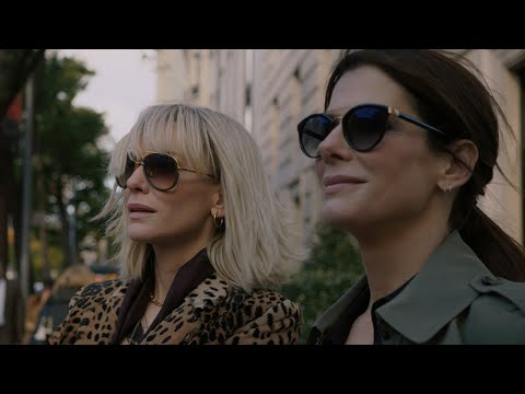 Oceans 8 - Official Main Trailer