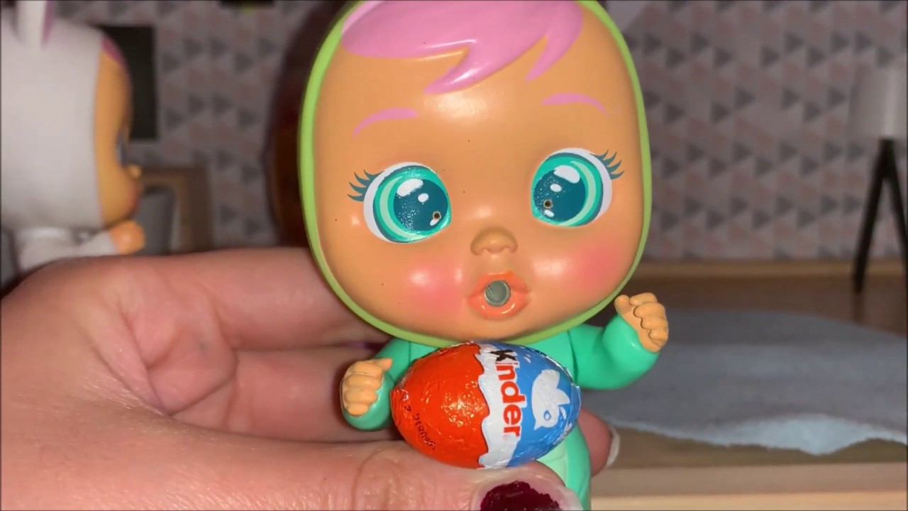 BUONA PASQUA A TUTTI!CACCIA ALLE UOVA DELLE CRY BABIES MAGIC TEARS!