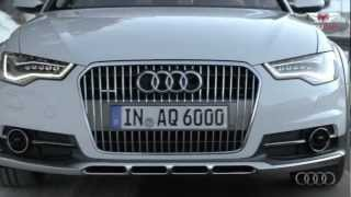 Audi A6 Allroad 2013 Videos