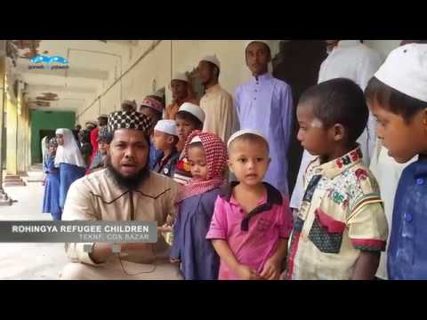 Rohingya Refugee Children Appeal 2018 | Goreeb & Yateem Trust Fund