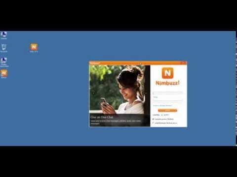 ติดตั้งและดาวน์โหลดโปรแกรม Nimbuzz Messenger แชทฟรีโทรฟรี โดย DownloadOop.com