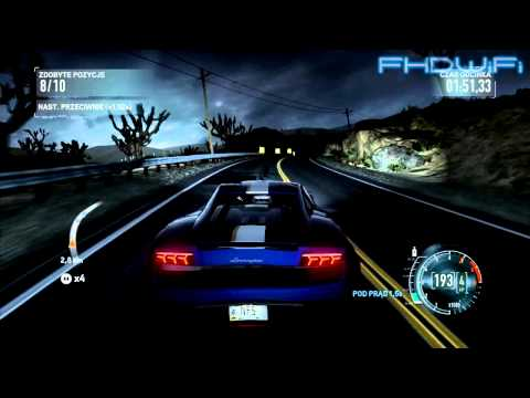 Need For Speed The RUN PC Gameplay - Part 5 [720p] PL !!