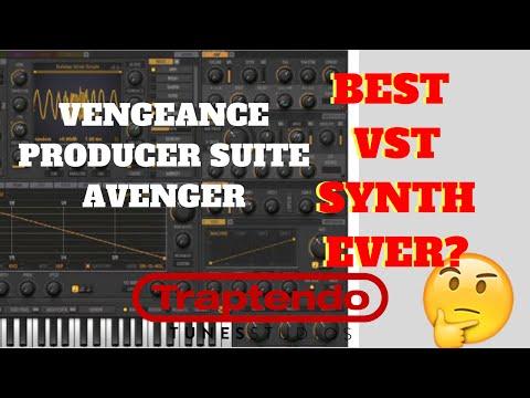 Vengeance Producer Suite Avenger VA synth VST walkthrough