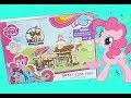 MLP Pinkie pie Sweet cake shop 3D puzzle my little pony