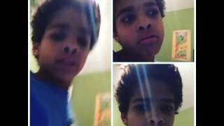 kids does dope acapella