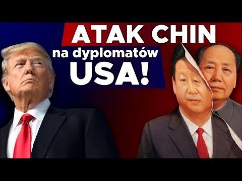 Atak Chin na dyplomatów USA! Kowalski & Chojecki NA ŻYWO w IPP TV 24052018