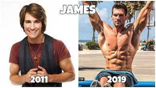 Big Time Rush Before and After 2019