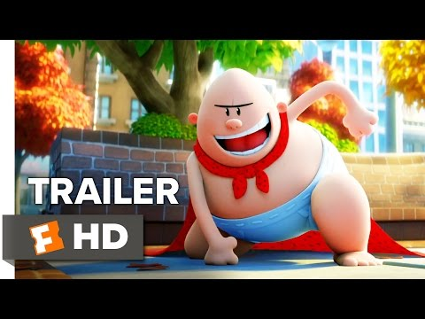Thumbnail: Captain Underpants: The First Epic Movie Trailer #1 (2017) | Movieclips Trailers