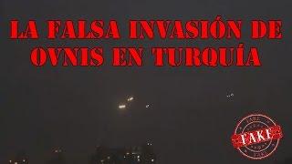 La Falsa Invasión de OVNIS en Turquía y Corrigiendo a Gabehash EXPLICACIÓN AL ATAQUE OVNI