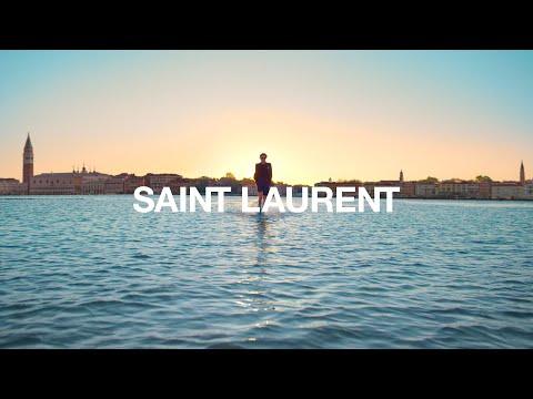 SAINT LAURENT - MEN'S SPRING SUMMER 2022 - FULL SHOW