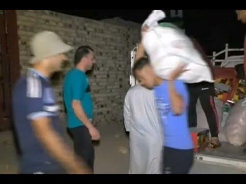 مركز خيري يوزع الطعام على فقراء العراق في رمضان  - 11:23-2018 / 6 / 14
