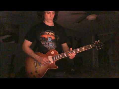 Last Day of School - Boston Cover [w/ Rockman Soloist] (TOM SCHOLZ ROCKMAN DEMO)