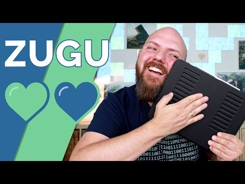 💚💙 ZUGU | THIS Is The Best IPad Pro 2018 Case With Apple Pencil Charging