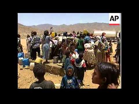 ERITREA: REFUGEES