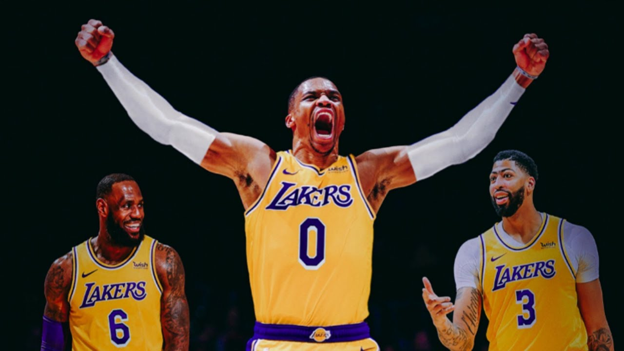 Russell Westbrook Was Traded To The Lakers and Its Fine