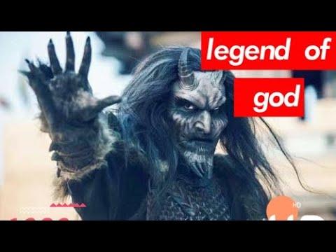 Download �Eng Sub】legend of god|Magic movie|Double world film |Super shock|Hd full
