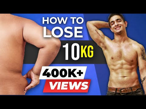 How to lose weight fast – 10kg – THE FIRST STEP – BeerBiceps Workout
