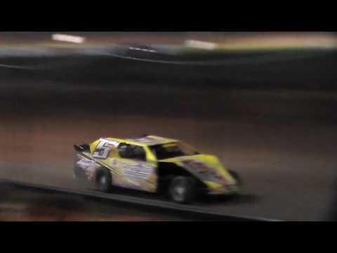 Sport Mod Heat 4 @ Hancock County Speedway 08/13/16