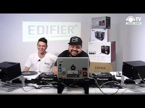 Workshop Edifier  DJ Ban Electronic  Center - Ban TV